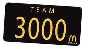 Team pin