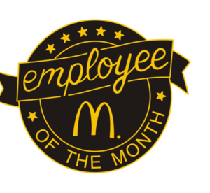 Svart Employee of the month